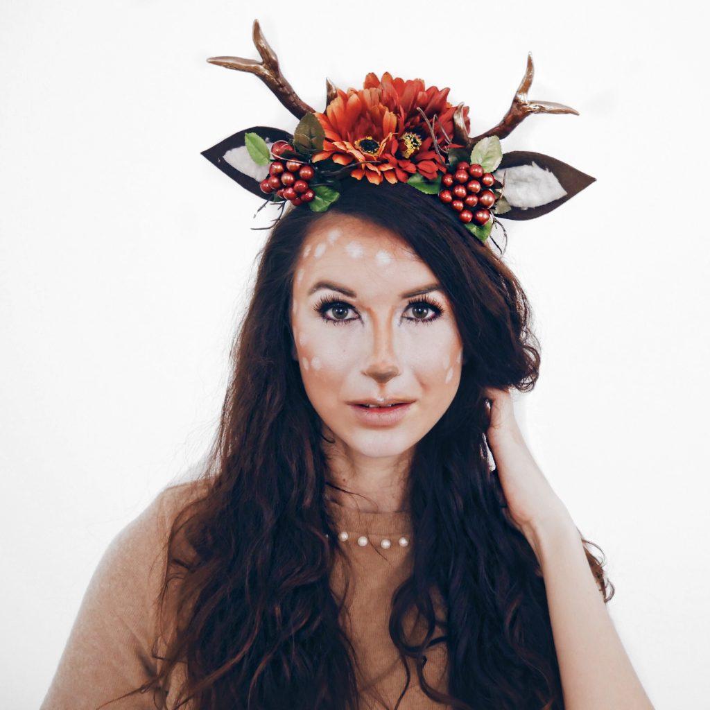 DIY Bambi Kostüm - Tutorial