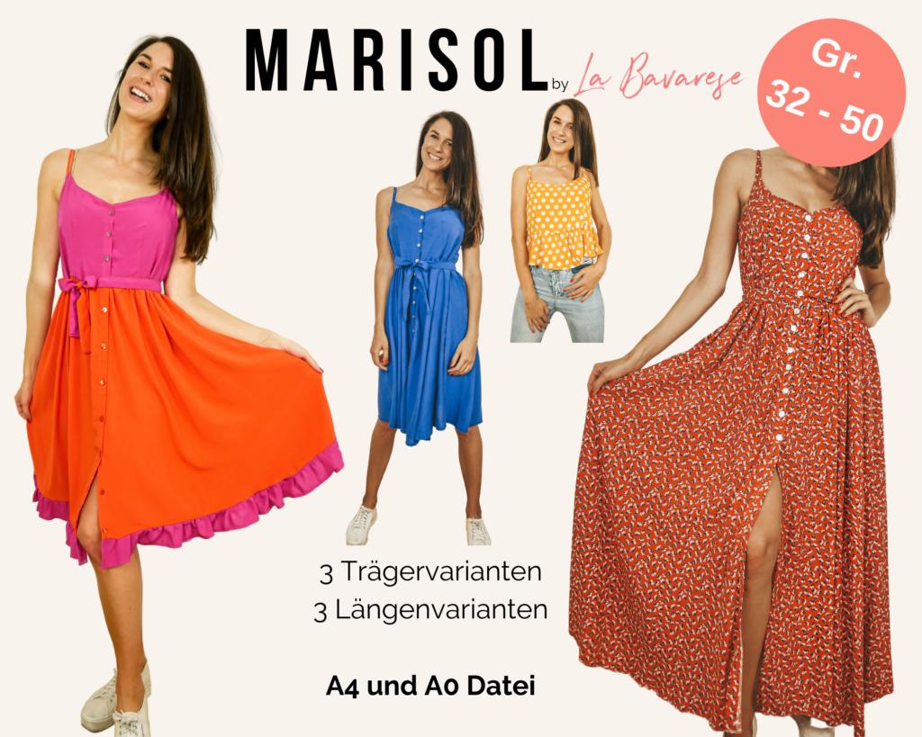 MARISOL Etsy Shop Cover