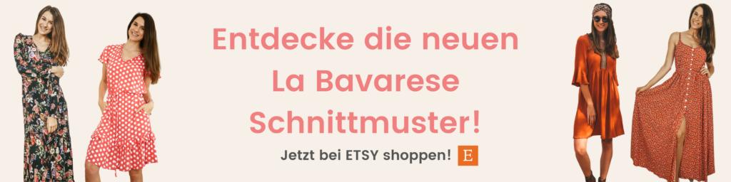 La Bavarese Schnittmuster
