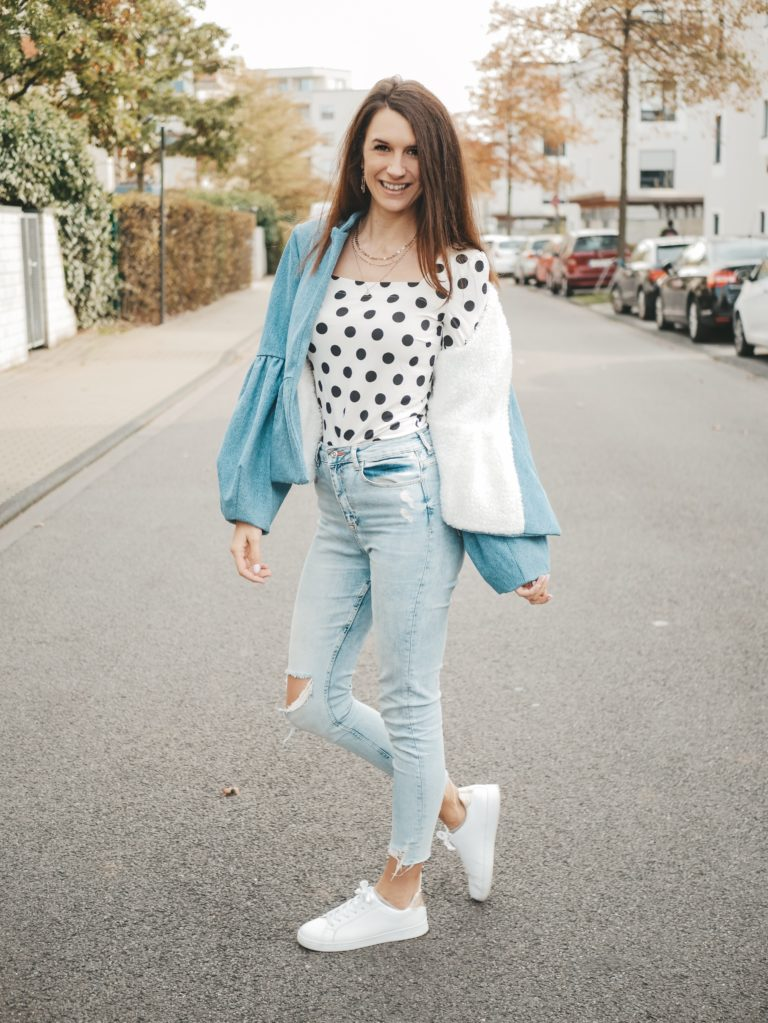 The Boho Jacke Schnittmuster La Bavarese Jeans