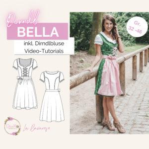 Titelbild Schnittmuster Bella