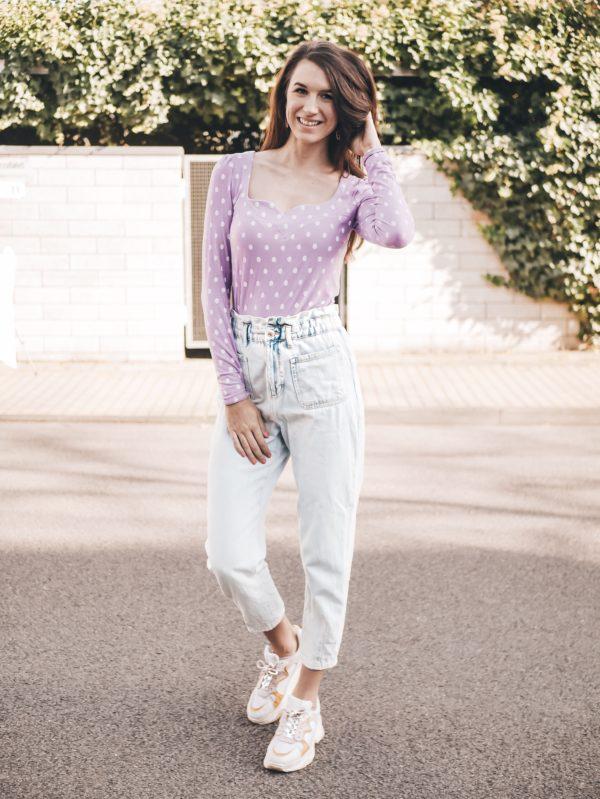 Schnittmuster Camila Shirt nähen La Bavarese