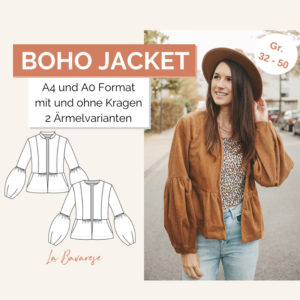 Titelbild the Boho Jacket