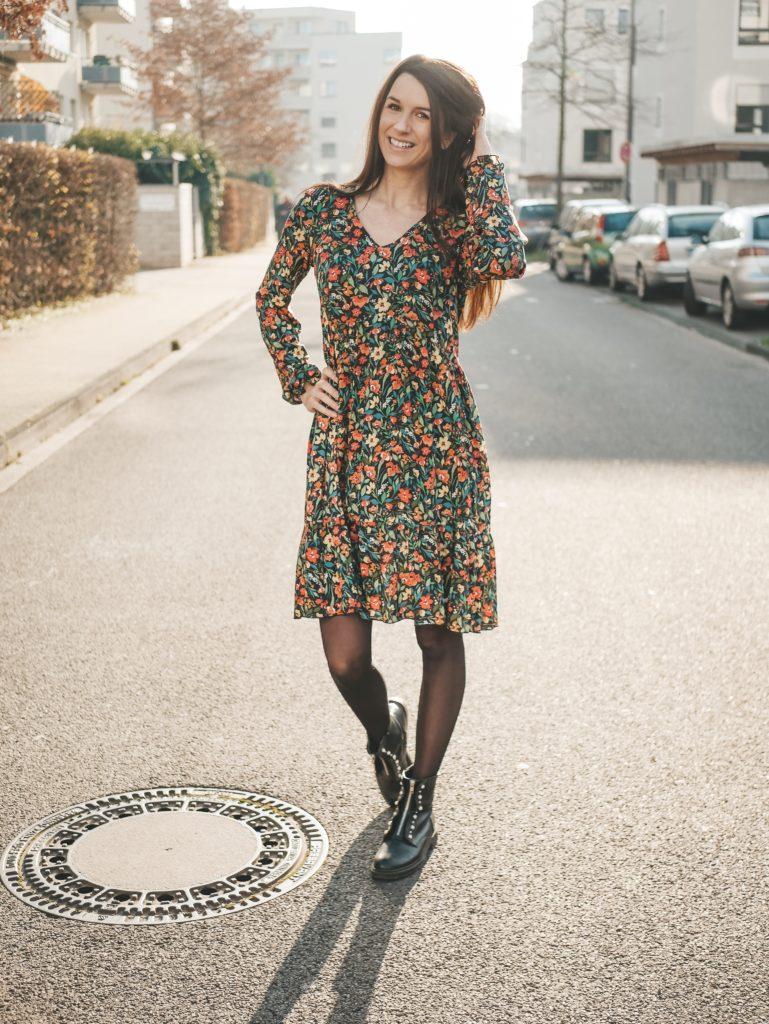 Kleid Valentina Schnittmuster La Bavarese