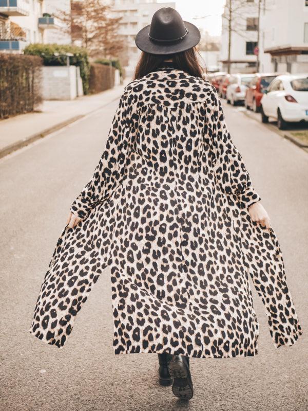 Schnittmuster Damen Hemdblusenkleid Olivia La Bavarese