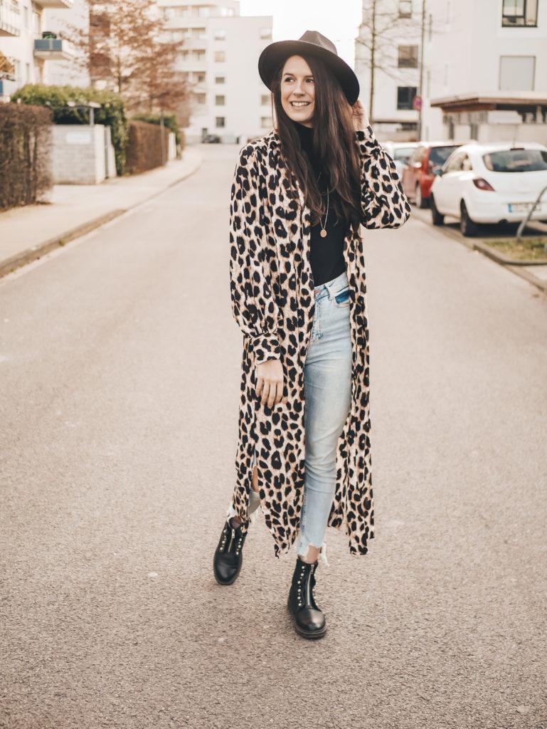 Schnittmuster Hemdblusenkleid Olivia