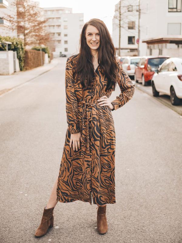 Hemdblusenkleid Olivia La Bavarese Schnittmuster