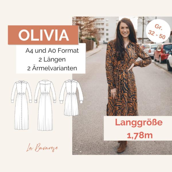 Titelbild OLIVIA Langgröße
