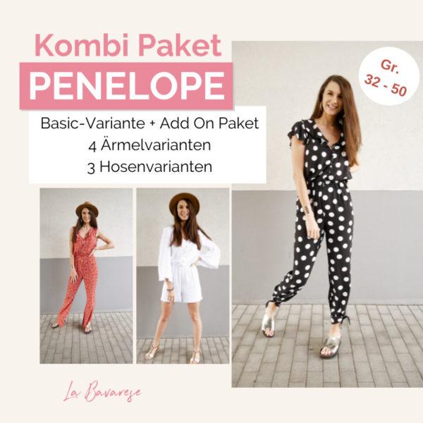 Kombi Paket Jumpsuit Penelope